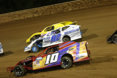 July 8, 2017 - Aaron\'s Dirt Series Championship Weekly Racing | Al Goulder Photography