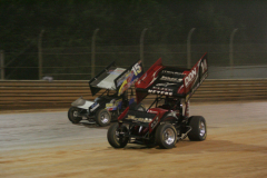 May 15, 2010 - World of Outlaws Sprint Cars and Victory Lap Late Models